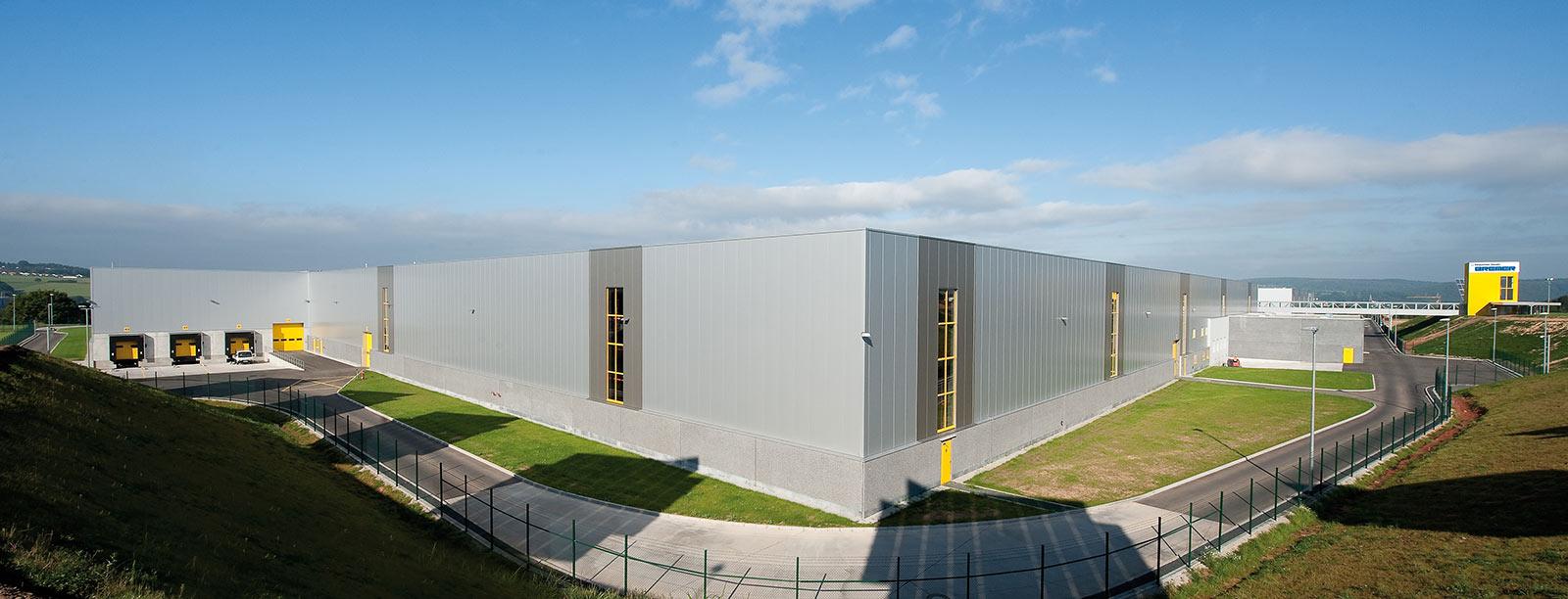 Parcello Amazon Logistics