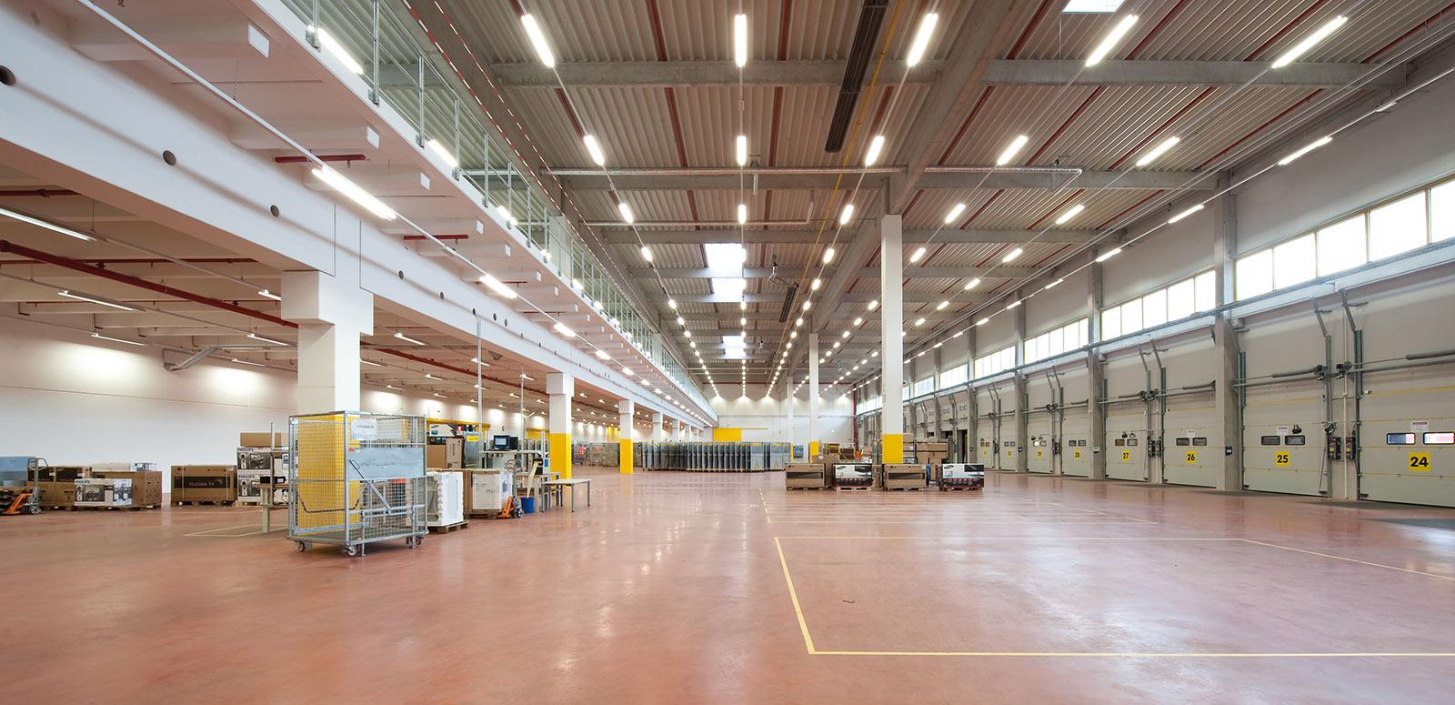 Amazon Logistics Centre In Bad Hersfeld Bremer
